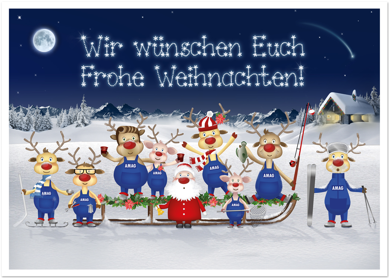 AMAG Christmas Website – Askuchita
