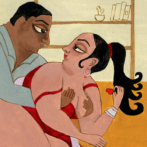 The Corpulent Kamasutra illustrated Book
