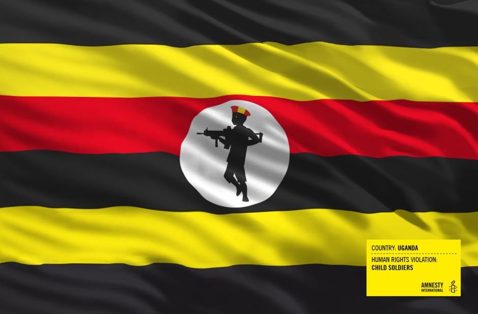 Uganda / Child Soldiers