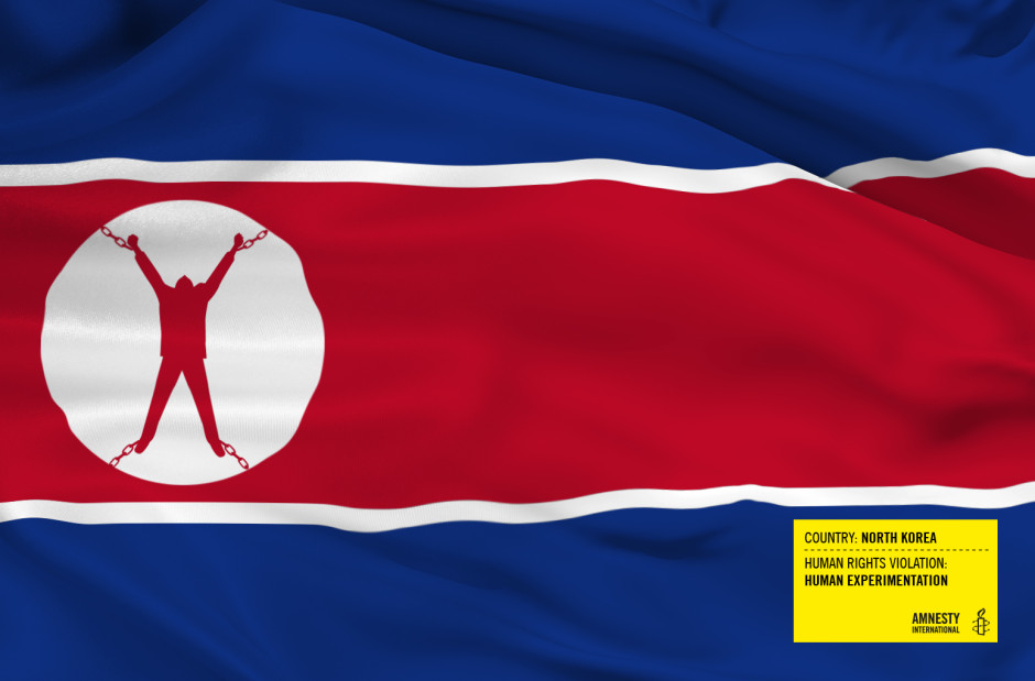 North Korea / Human Experimentation