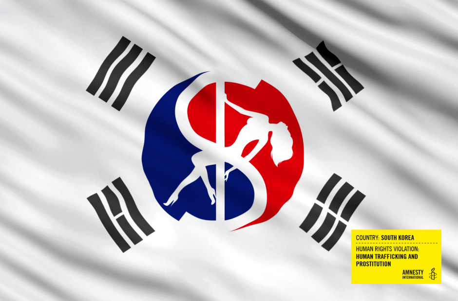 South Korea / Human Trafficking and prostitution