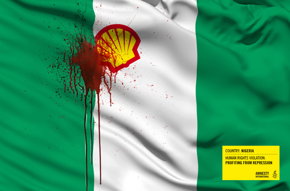 Nigeria / Profiting from Repression