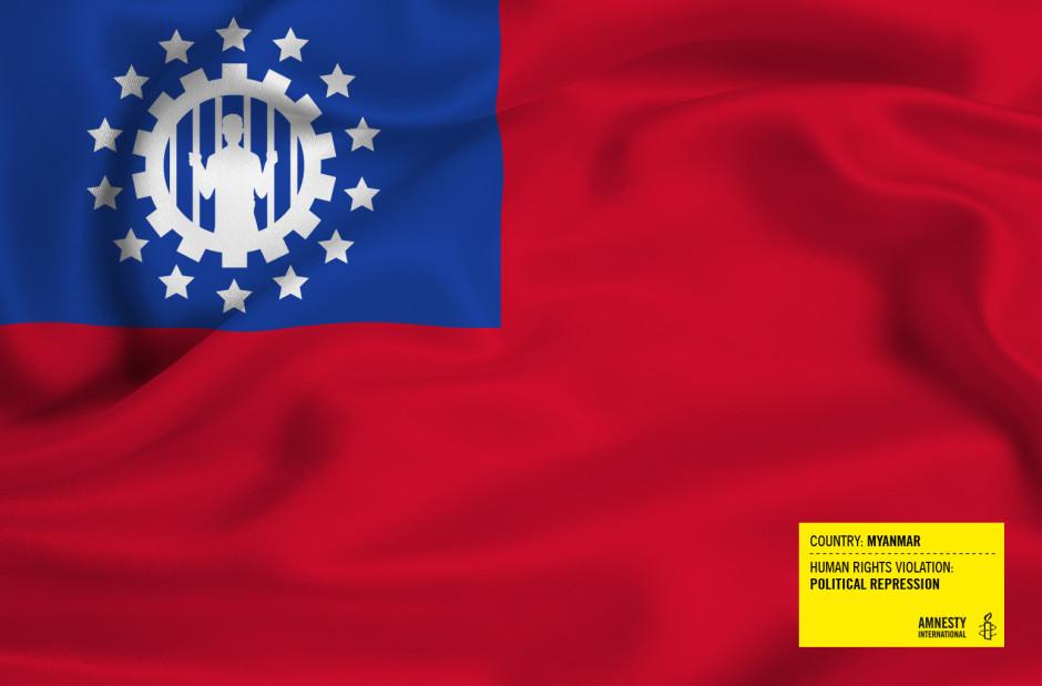 Myanmar / Political Repression
