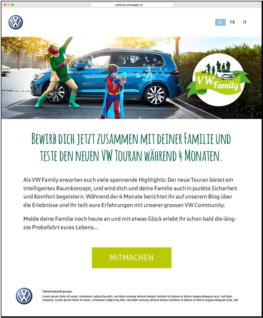 01_VW_Touran_Landingpage_welcome
