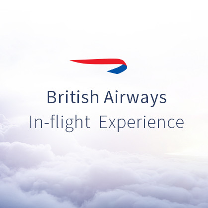 BA in-flight Experience mobile app extension